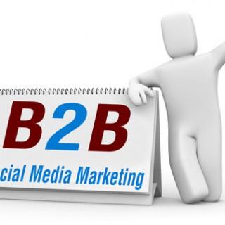 B2B e social media marketing