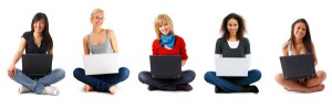 Le nuove professioni per le donne sono sul web